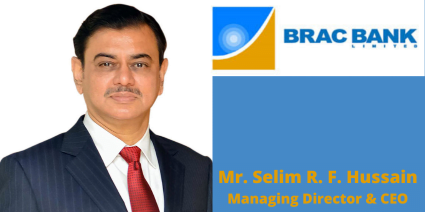 Mr. Selim R. F. Hussain Managing Director & CEO