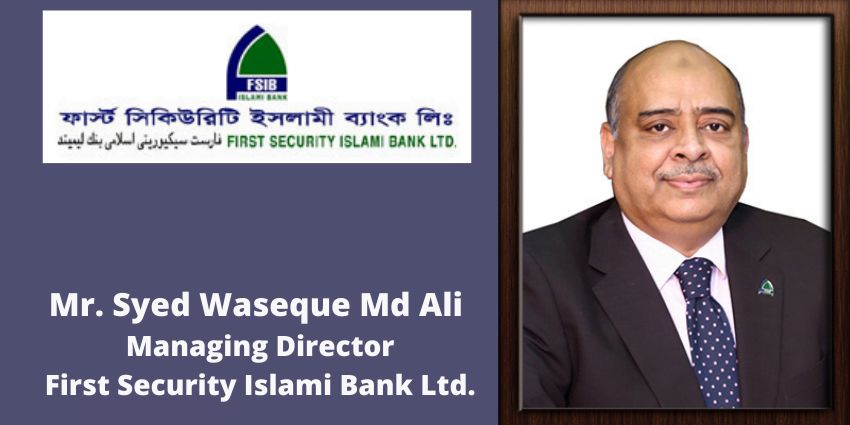 Syed Waseque Md Ali Managing Director