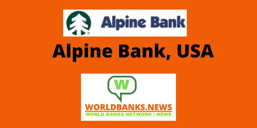 Alpine Bank, USA