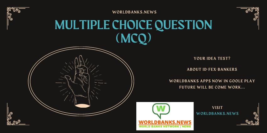 MULTIPAL CHOICE QUESTION MCQ