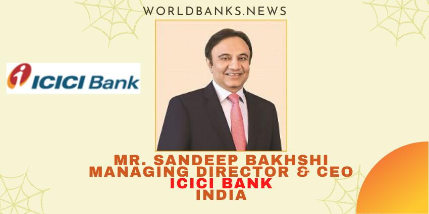 Mr. Sandeep Bakhshi, Managing Director & CEO