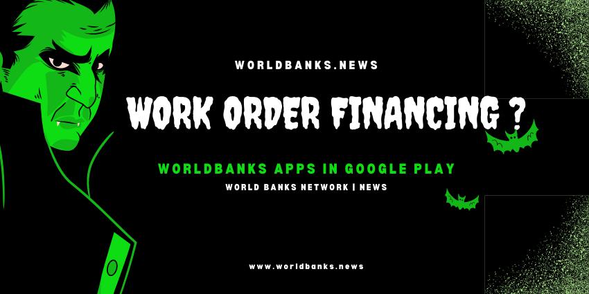 Work Order Financing?