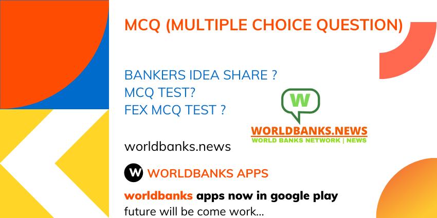 mcq (multiple choice question)