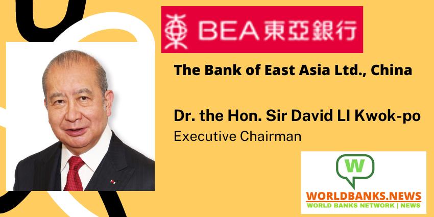 Dr. the Hon. Sir David LI Kwok-po