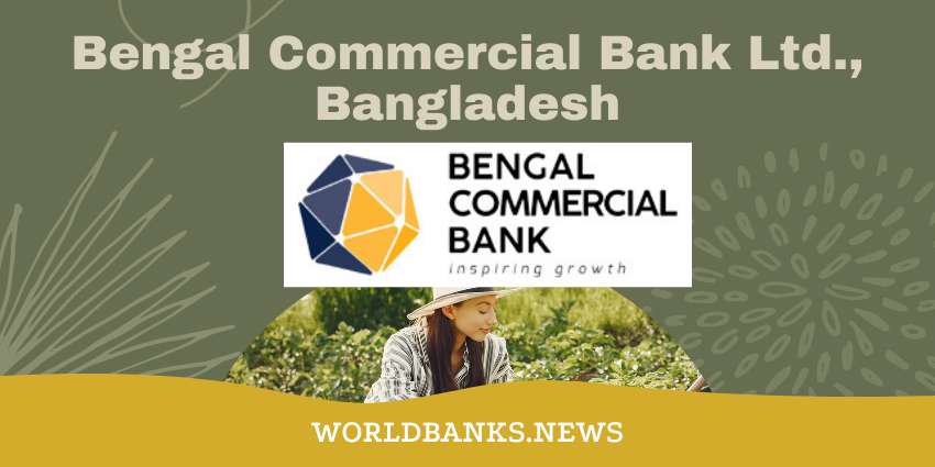 Bengal Commercial Bank Ltd., Bangladesh