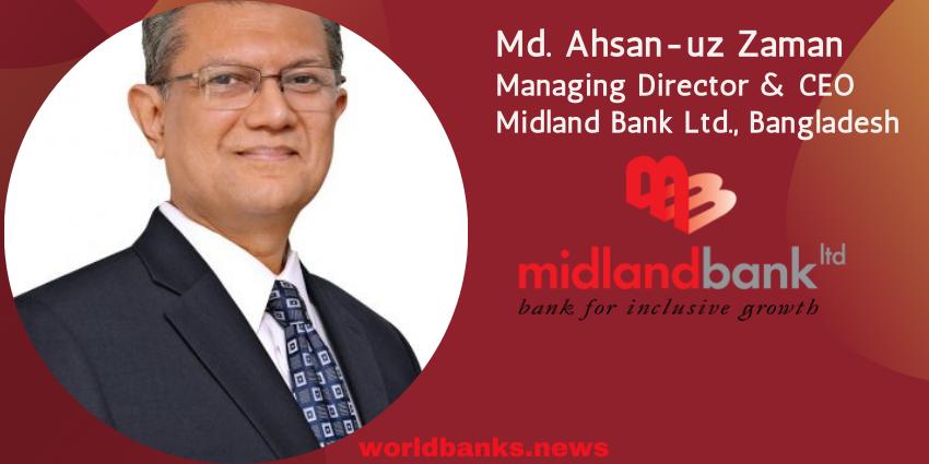 Md. Ahsan-uz Zaman Managing Director & CEO